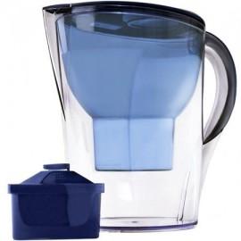 La jarra de agua alcalina - 35 litros filtro gratuita 7 Etapa Sistema Filteration para purificar y aumentar los niveles de PH