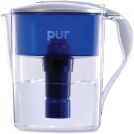 PUR HWLCR1100C 11 jarra de la taza del filtro de agua 1 cada uno azul gris