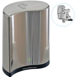 Prima encimera de filtración de agua y sistema de purificación de consumición con Chrome dispensador