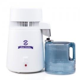 Pura destilador de agua purificador de filtro Todas Acero Inoxidable 4L Interna