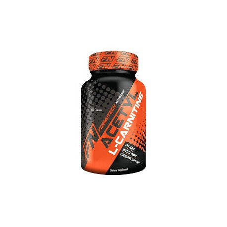 FN ACETYL L CARNITINE 100 CAPSULAS