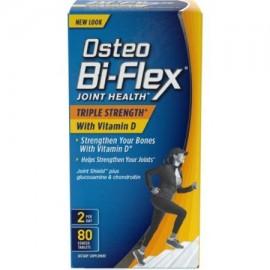 Osteo Bi-Flex glucosamina condroitina con Joint Shield comprimidos recubiertos 80 conteo