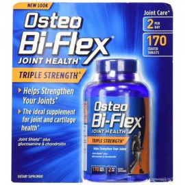 Osteo Bi-Flex Triple Fuerza Conjunta de Salud glucosamina condroitina 170ct
