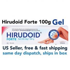[Vendedor de los EEUU] Hirudoid Forte Gel 100g cura esguinces contusiones venas Exp Fecha 2023