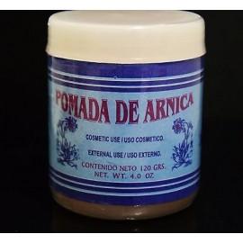 Pomada De Arnica (Arnica Ointment) 35 oz para los dolores contusiones esguinces