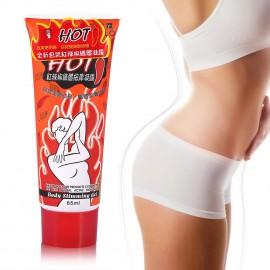 EECOO Crema adelgazante adelgaza el gel 85ml Pérdida quemador de grasa que adelgaza la crema caliente del masaje anticelulitis