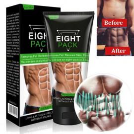WALFRONT unisex que adelgaza la crema quema de grasa del vientre muscular anti celulitis cremas apretar los músculos gel de mas
