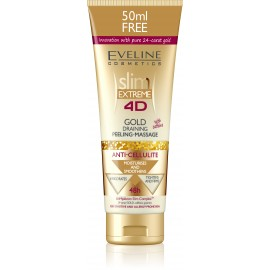 Eveline Slim Extreme 4D Anti-Cellulite Gold Shower Gel
