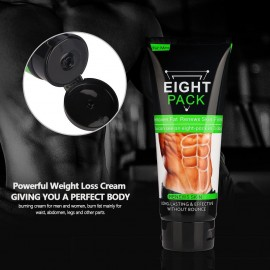 Anauto Unisex Slimming Cream Fat Burning Muscle Belly Anti Cellulite Creams Tighten Muscles Fat Burner Gel Massage Gel