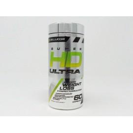 Cellucor El quemador de grasa termogénico ultra SuperHD para hombres y mujeres exp. 01-2020