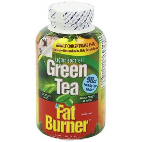 Applied Nutrition Green Tea Fat Burner Maximum Strength EXP 9-17