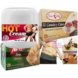 Lipo quemador de grasa de la panza que adelgaza pérdida de peso aptitud del cuerpo del sudor Abs TEAS Gel Cream