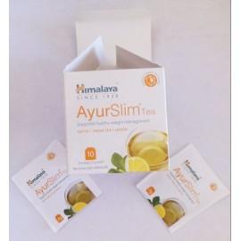 2x- Himalaya s Ayur delgado QUEMADOR DE GRASA té verde-2g (10 bolsitas de té) de hierbas con limón