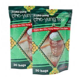 Cho Yung - té de la pérdida de peso de 60 bolsas de té verde (que adelgaza Detox - Fat Burner)