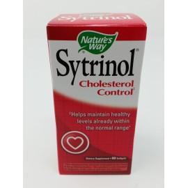 Controlar el colesterol Camino Sytrinol suplemento dietético de 60 cápsulas blandas de la naturaleza