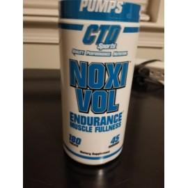 CTD NOXIVOL (180 tabletas) Vasodilatador bombas de carga de óxido nítrico