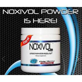 CTD LABS NOXIVOL * NUEVO * potenciador de la resistencia Vasodilatador Pre-Entrenamiento Powder
