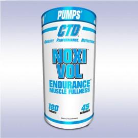 CTD NOXIVOL (180 tabletas) vasodilatador bomba de carga de NO3 beta apoyo conjunto alanina