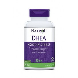 NATROL DHEA 25MG 300 CAPS