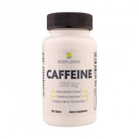 BODYLOGIX pastillas de cafeína 200mg 100 comprimidos NEW-Sellado