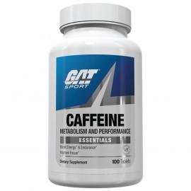 GAT CAFEÍNA METABOLISMO RENDIMIENTO aumentar la energía y resistencia FOCUS 100 COMPRIMIDOS