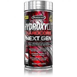 MuscleTech Hydroxycut Hardcore Next Gen probado científicamente la pérdida de peso ...