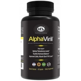 AlphaViril Dr Sam Robbins Natural Testosterone Booster