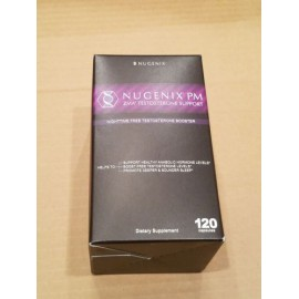 Nugenix testosterona refuerzo Pm 120