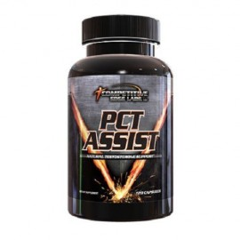 *** *** PCT Assist por la CEL Competitive Edge Labs Testosterona 120 Caps