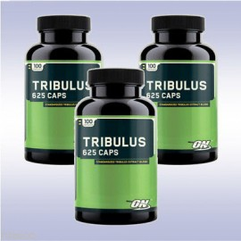 Optimum Nutrition TRIBULUS 625 (3-PACK- 100 CAPS CADA) de refuerzo prueba testosterona