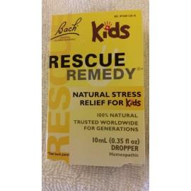 Flores de Bach Remedios original KIDS remedio del rescate del alivio de tensión natural para los niños