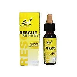 Flores de Bach Rescue Remedy gotas 10ml- publicará internacional
