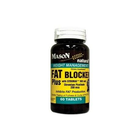 FAT BLOCKER PLUS (CITRIMAX 500MG) 60 capsulas