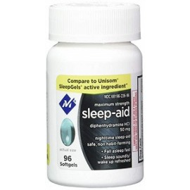 MEMBERS SLEEP AID 96 CAPS