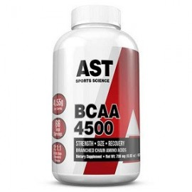BCAA 4500 BY AST SPORTS 462 CAPS
