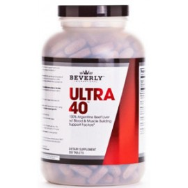 ULTRA 40 BY BEVERLY 500 TABLETAS