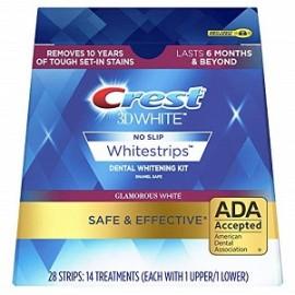 CREST 3D WHITE 28 TIRITAS 14 TRATAMIENTOS