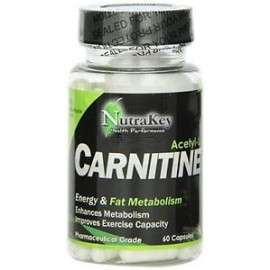NUTRAKEY ACETYL L CARNITINE 60 CAPS