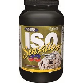 ISO SENSATION 907 GRAMOS