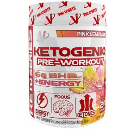 KETOGENIC PRE WORKOUT 20 RACIONES