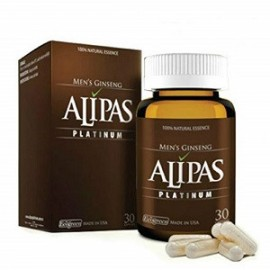 ALIPAS GINSENG PLATINUM 30 CAPS