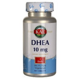 KAL DHEA 10 MG 60 CAPS