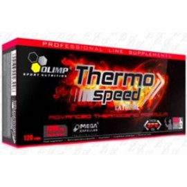 THERMO SPEED 120 CAPS