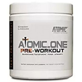 ATOMIC ONE PRE WORKOUT 30 PORCIONES