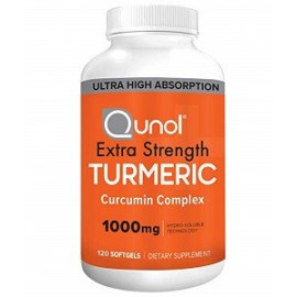 EXTRA STRENGTH TURMERIC 120 CAPS