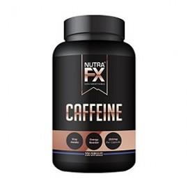NUTRAFX CAFFEINE 200 CAPS