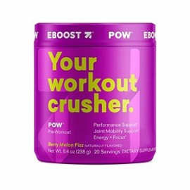 YOUR WORKOUT CRUSHER 238 GRAMOS