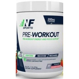 NF SPORTS PRE WORKOUT 25 PORCIONES