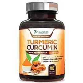 TURMERIC CURCUMIN 180 CAPS