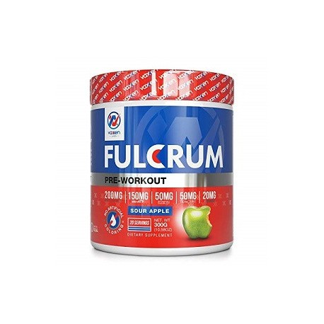 FULCRUM PRE WORKOUT 300 GRAMOS